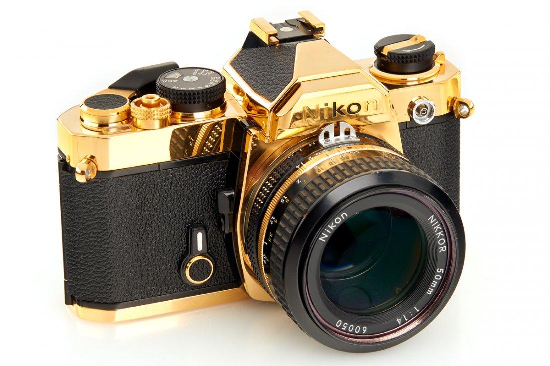 Nikon implineste 99 ani de existenta