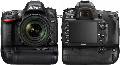 Baterry grip nikon